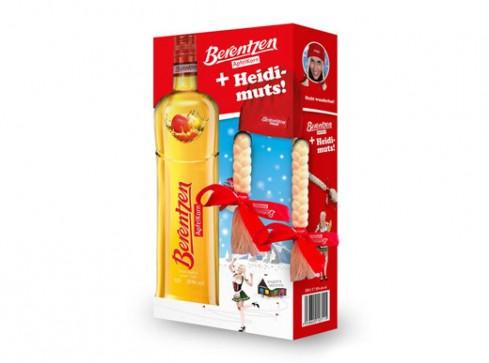 Berentzen met Heidimuts
