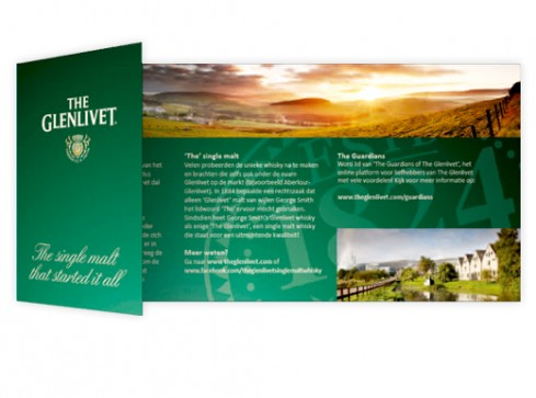 The_Glenlivet_Proefkaart